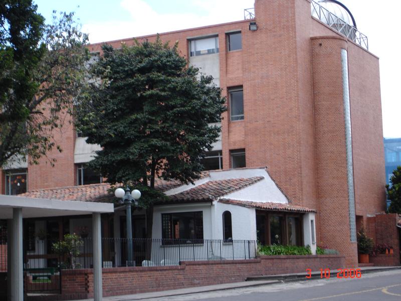 Vue du Lycée