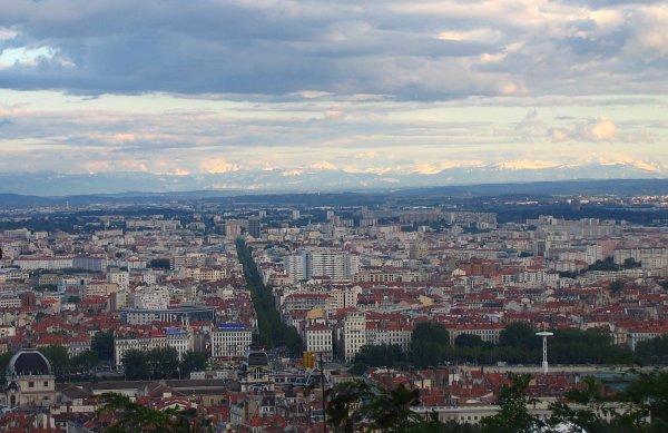 Lyon, le jour